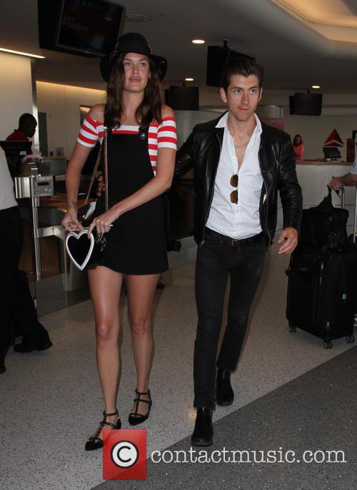 Alex Turner and Taylor Bagley 3