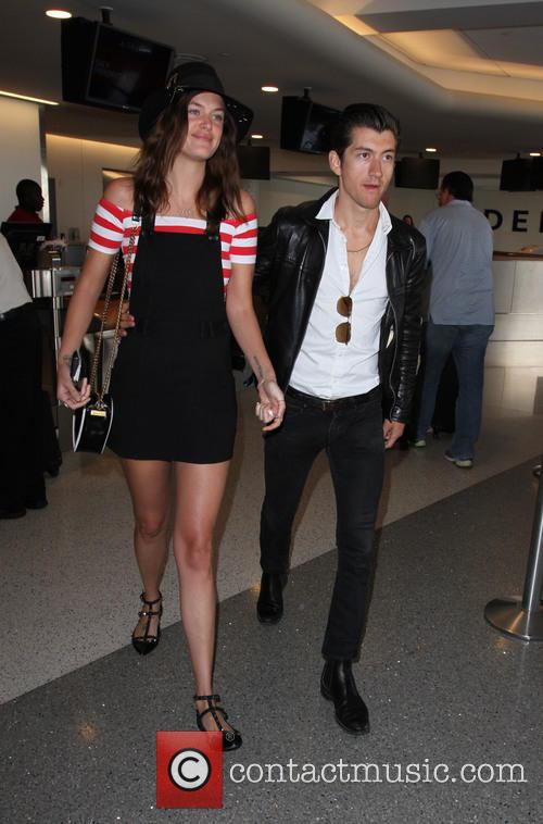 Alex Turner and Taylor Bagley 4