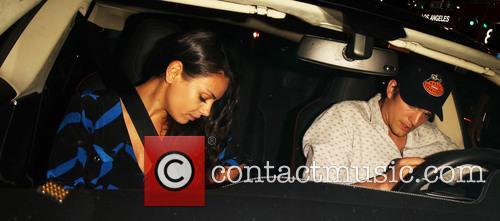 Ashton Kutcher and Mila Kunis 2