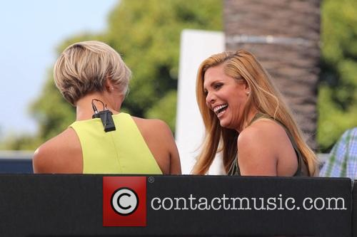 Candis Cayne and Charissa Thompson 1