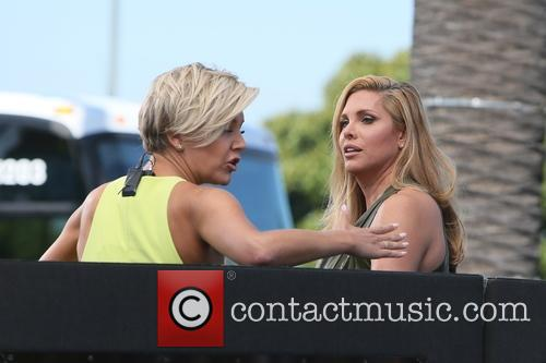 Candis Cayne and Charissa Thompson 3