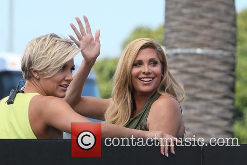 Candis Cayne and Charissa Thompson 8