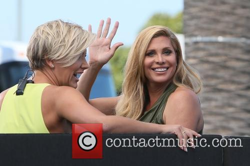 Candis Cayne and Charissa Thompson 9