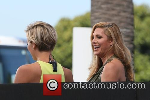 Candis Cayne and Charissa Thompson 10