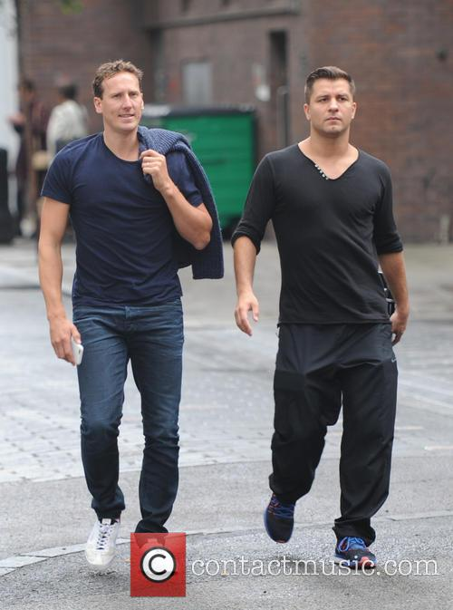 Brendan Cole and Pasha Kovalev 3