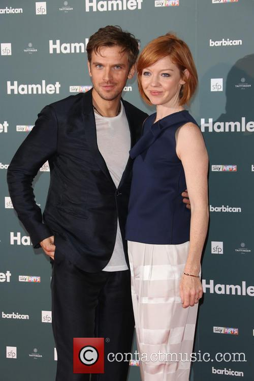 Dan Stevens and Susie Hariet 5