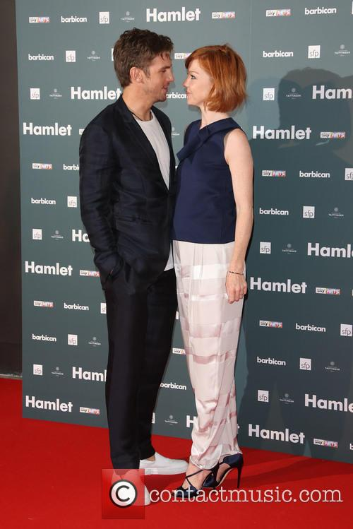 Dan Stevens and Susie Hariet 1