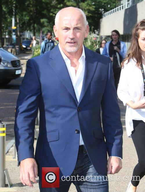 Barry United Kingdom  city images : McGuigan Barry McGuigan outside ITV Studios London, United Kingdom ...