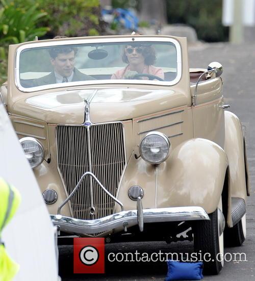 Kristen Stewart and Jesse Eisenberg 10