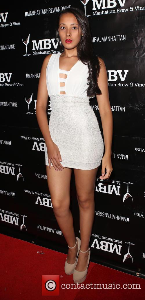 Samantha Claudio 1