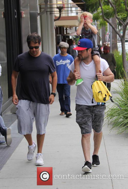 Mike Comrie and Luca Cruz Comrie 4