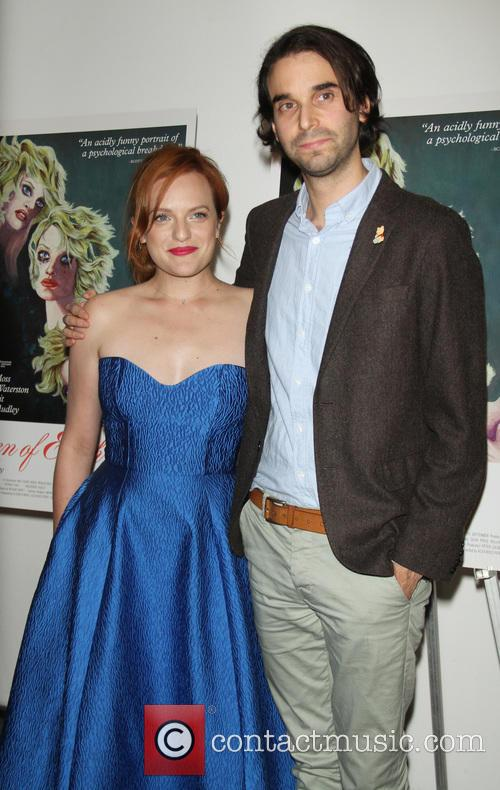 Elisabeth Moss and Director Alex Ross Perry 2