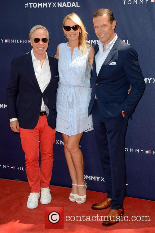 Tommy Hilfiger and Dee Hilfiger 1
