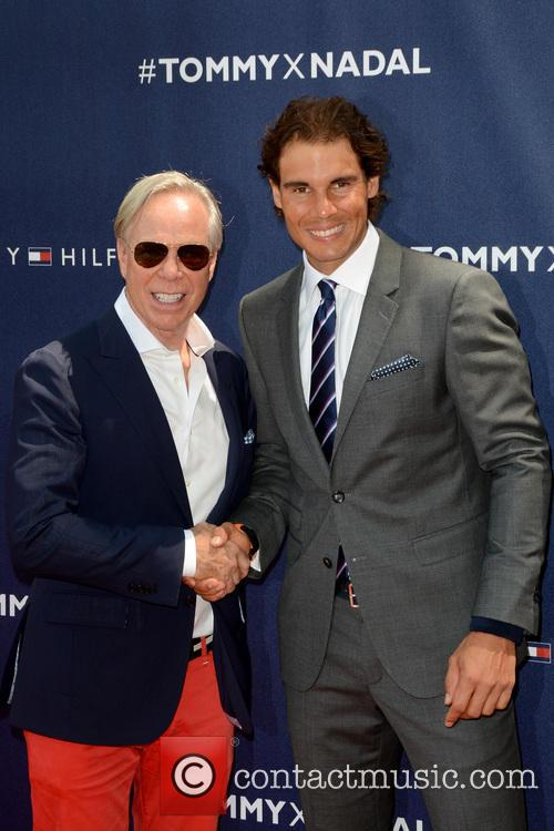 Tommy Hilfiger and Rafael Nadal 1