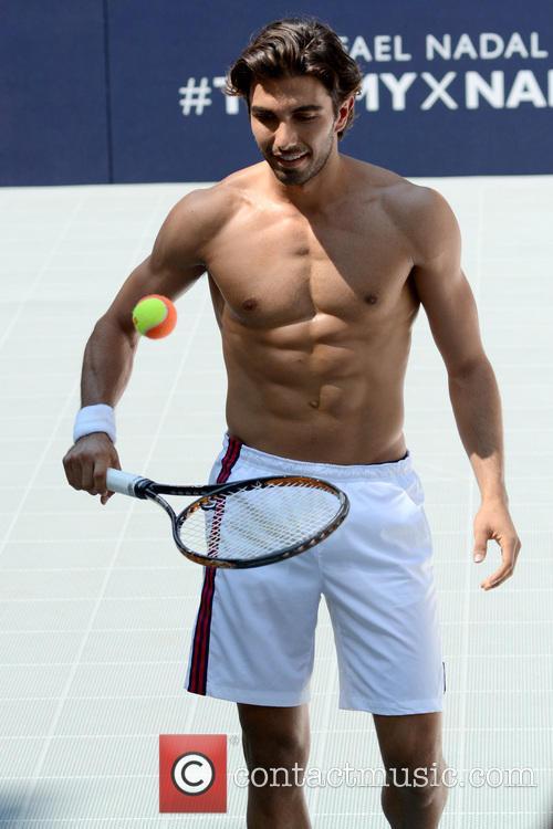 Tommy Hilfiger, Akin Akman and Rafael Nadal 6