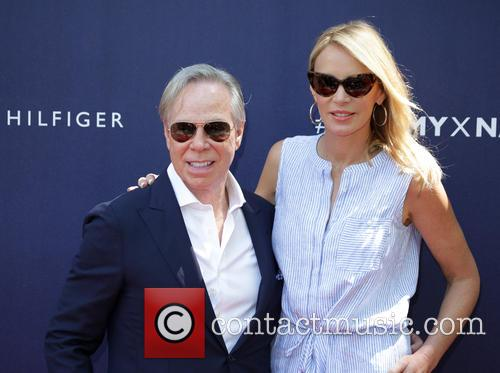 Tommy Hilfiger and Dee Hilfiger