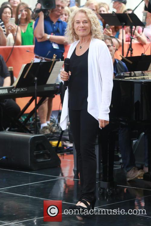 Carole King To Perform 'Tapestry' Album At Bst Hyde Park