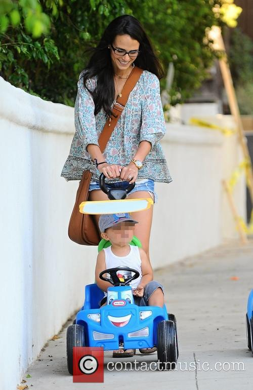 Jordana Brewster and Julian Form-brewster 3