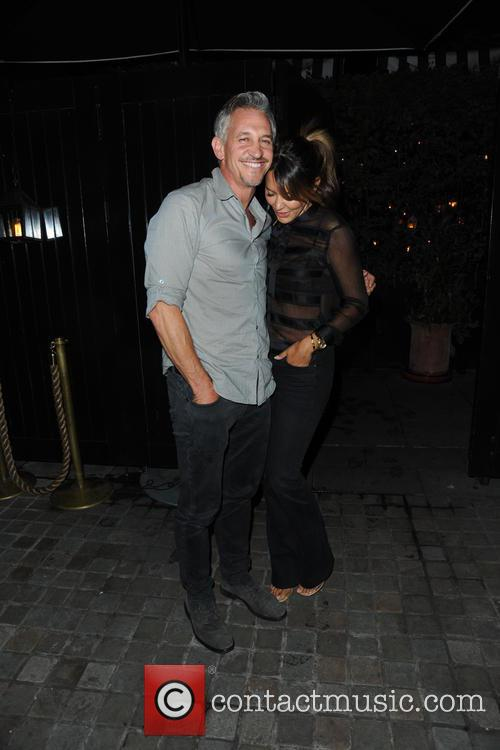 Gary Lineker and Danielle Lineker 4