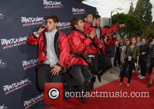 Jai Brooks, Beau Brooks, Luke Brooks, James Yammouni and Daniel Sahyounie 2