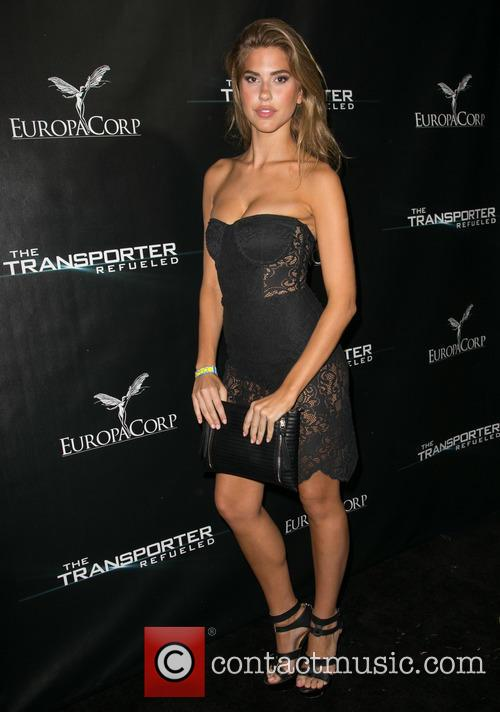 Playboy, Kara Del Toro and The Transporter 2
