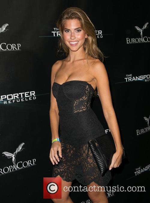 Playboy, Kara Del Toro and The Transporter 3