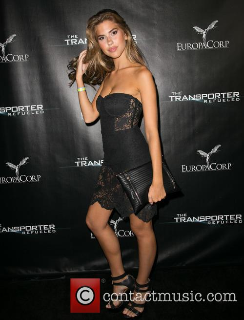 Playboy, Kara Del Toro and The Transporter 8