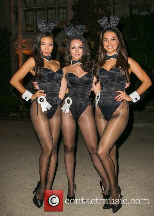 Hiromi Oshima, Ashley Doris and Raquel Pomplun