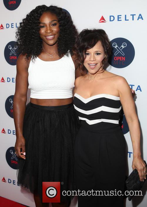 Serena Williams and Rose Perez 2