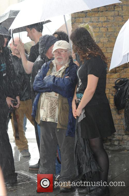 Charlotte Church and Bill Oddie 2
