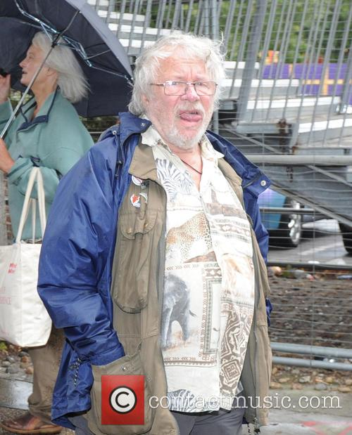 Charlotte Church and Bill Oddie 3