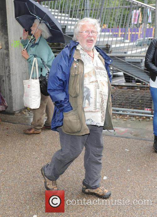 Charlotte Church and Bill Oddie 1