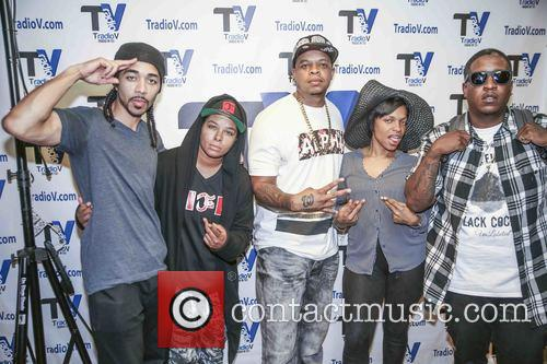 Curtis Young, Edidon, Dj Don Juan, Chaunte Wayans and Deva Pink 3