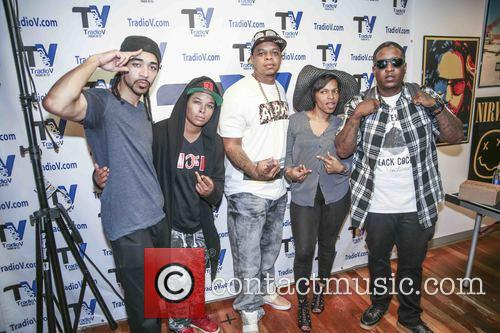 Curtis Young, Edidon, Dj Don Juan, Chaunte Wayans and Deva Pink 4