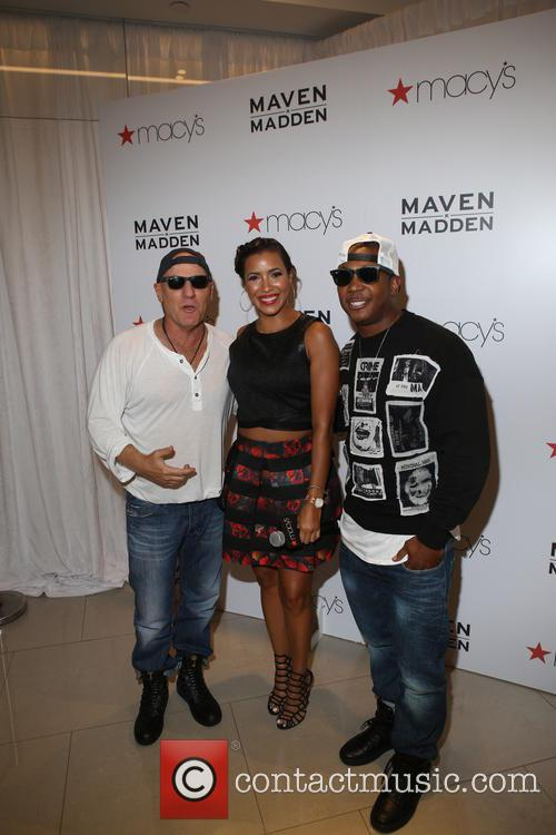 Steve Madden, Julissa Bermudez and Ja Rule 2