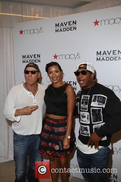 Steve Madden, Julissa Bermudez and Ja Rule 3
