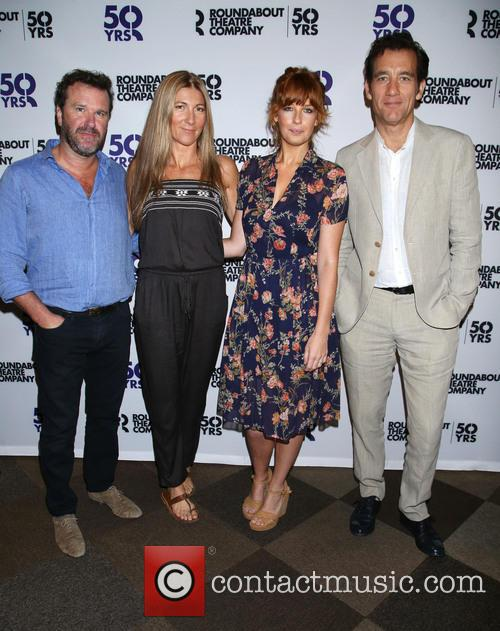 Douglas Hodge, Eve Best, Kelly Reilly and Clive Owen 2