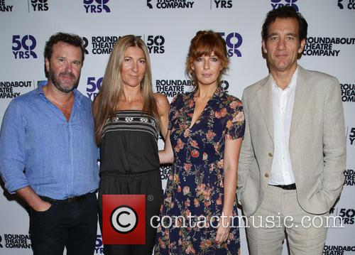 Douglas Hodge, Eve Best, Kelly Reilly and Clive Owen 1