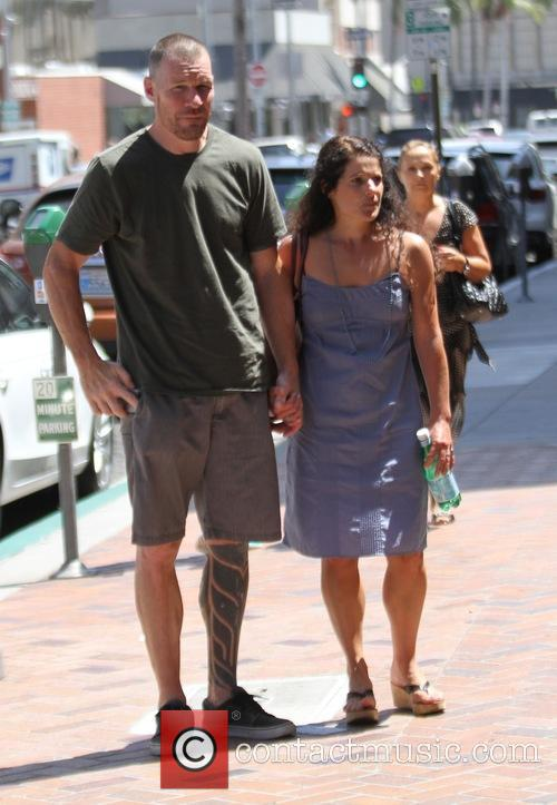 Tim Commerford and Aleece Dimas 3