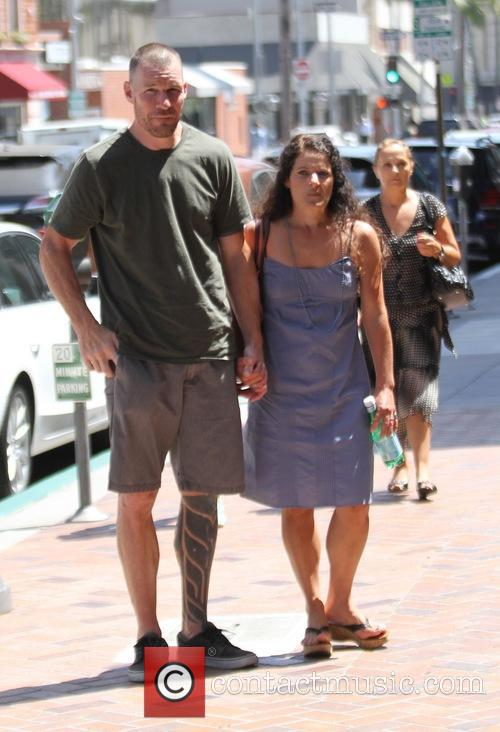 Tim Commerford and Aleece Dimas 4