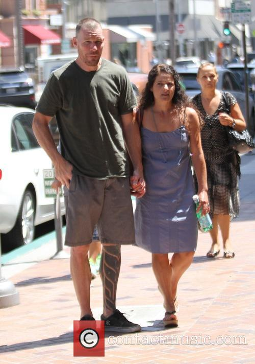 Tim Commerford and Aleece Dimas 5