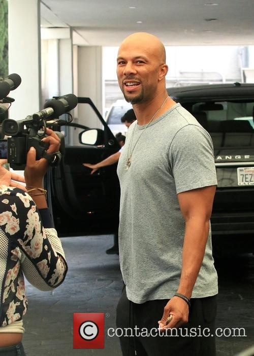 Common out and about in Beverly Hills