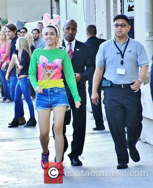 Miley Cyrus 3