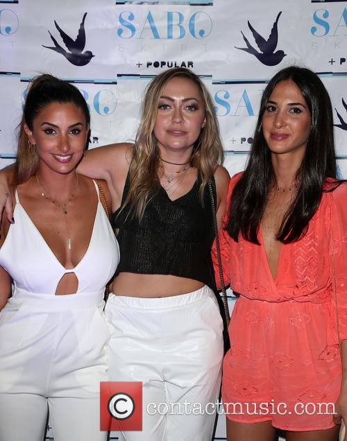 Thessy Kouzoukas, Brandi Cyrus and Yiota Karalouka 4