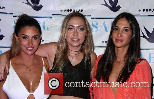 Thessy Kouzoukas, Brandi Cyrus and Yiota Karalouka 1