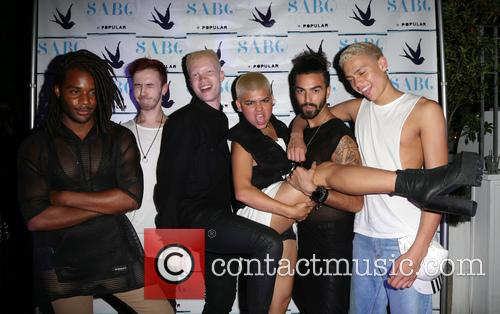 Shaun Ross and Models 1