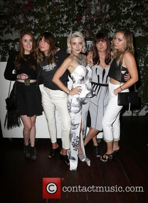 Nikia Provenzano, Brandi Cyrus and Guests 2