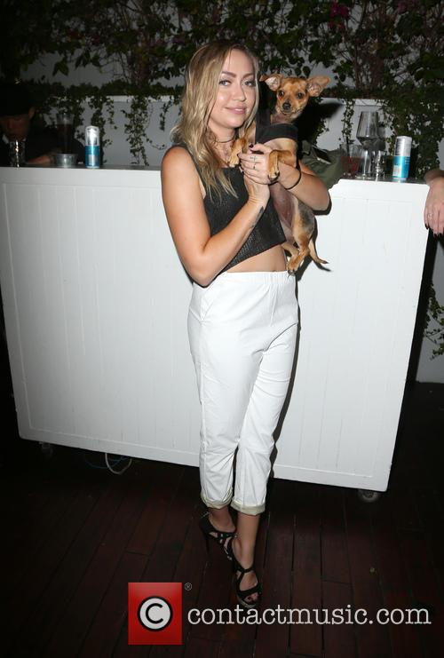 Brandi Cyrus and Honey 2