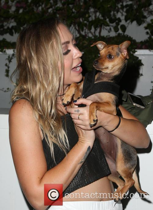 Brandi Cyrus and Honey 4
