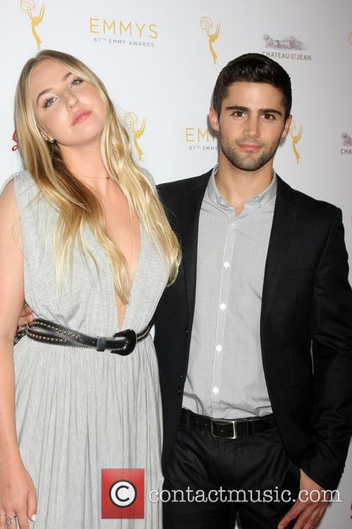 Veronica Dunne and Max Ehrich 1